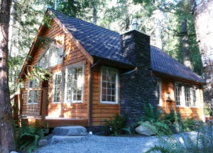 Muir Cabin at Mt Rainier