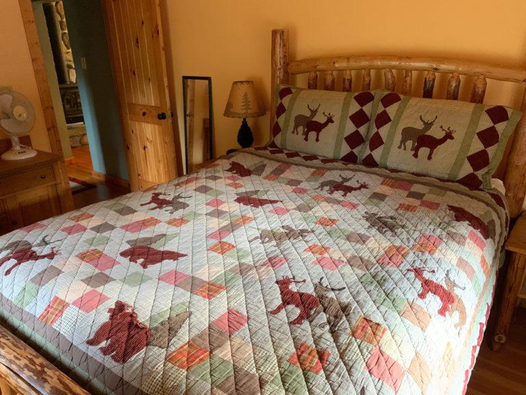 Cedar Springs bed