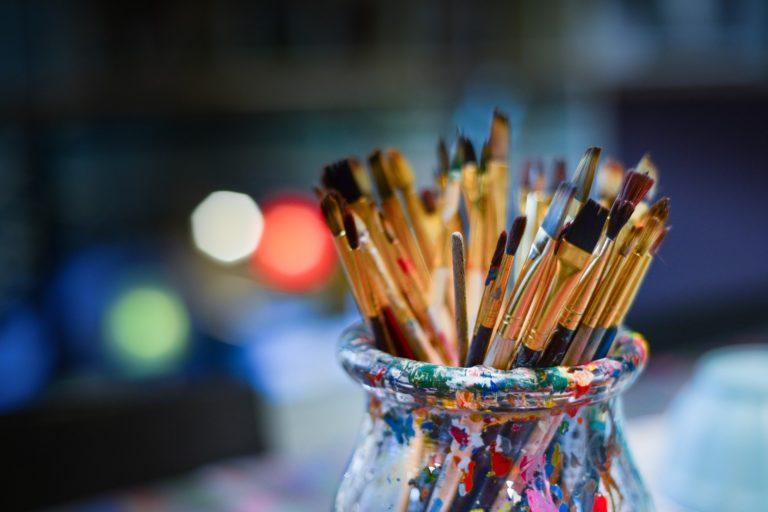 Host an art workshop