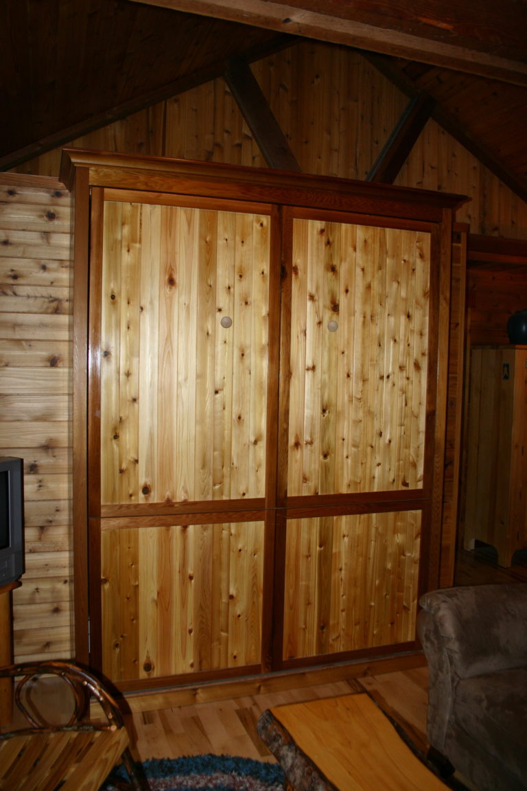 Dream Weaver Cabin Murphy Bed