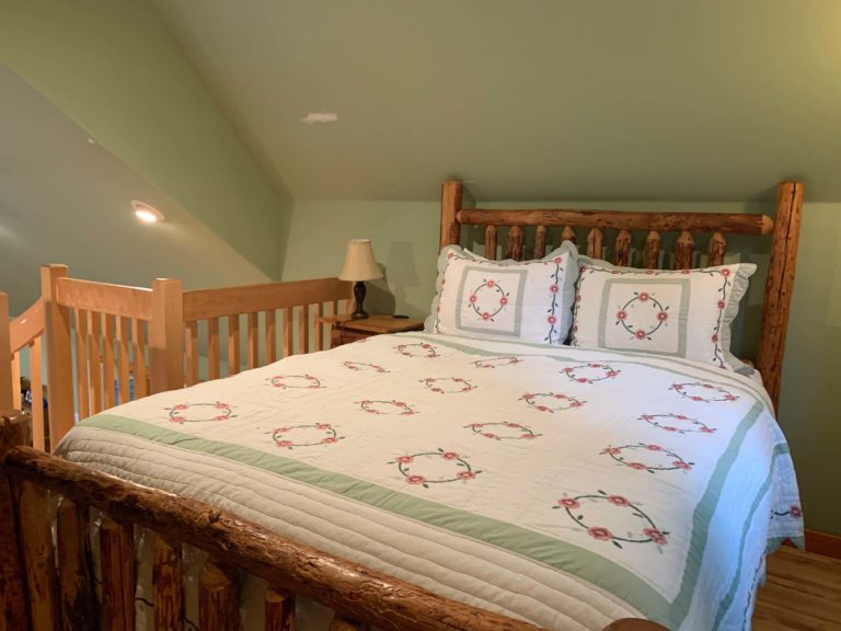 Forest Retreat Bed