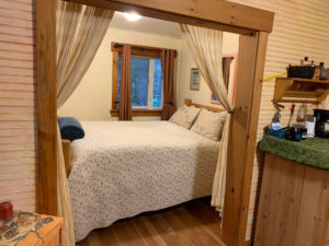 Lodging at Mount Rainier ~ Roslea's Suite