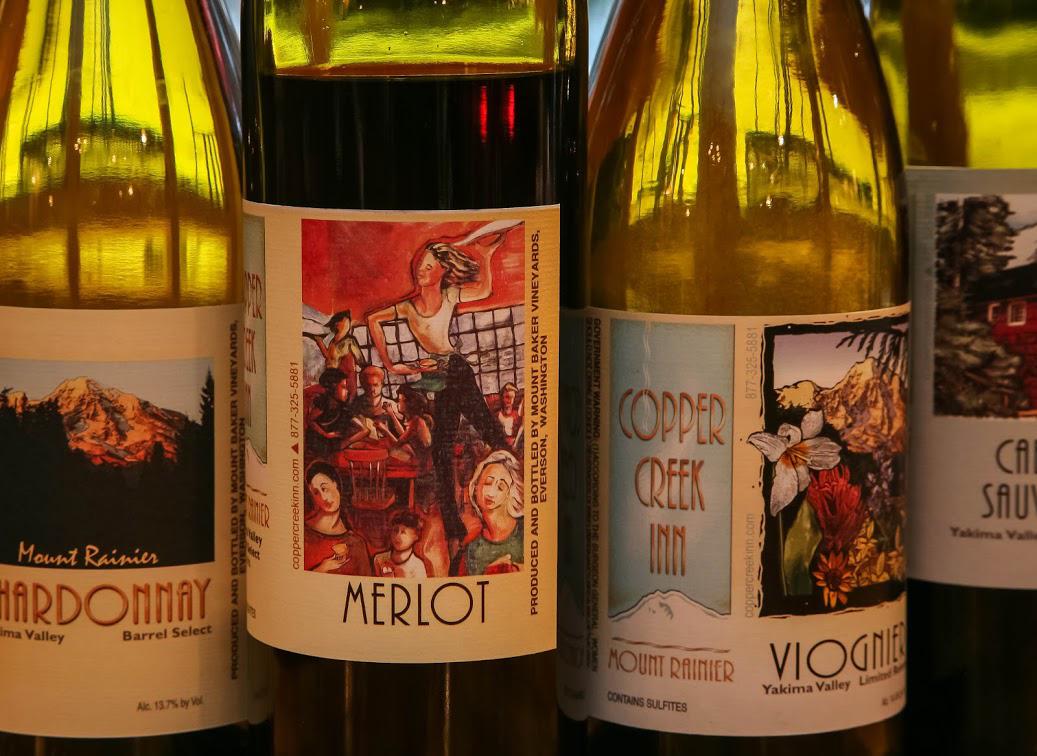 Private Label Wines