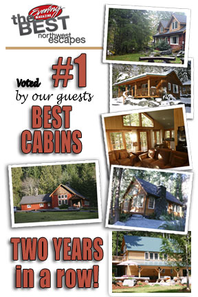Best Cabins in the Northwest