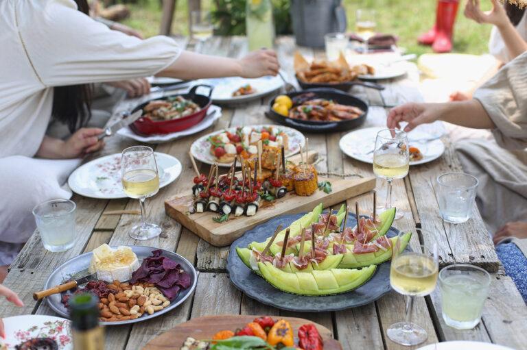 Prepare meals together